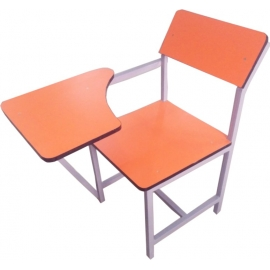 LECTURE THEATRE FURNITURE WITH FOLDABLE ARM