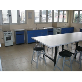 HOME ECONOMICS LABORATORY 1