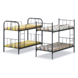 HOSTEL BEDS-DOUBLE DECKED, METAL