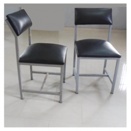 PADDED CHAIRS WITH BACK REST