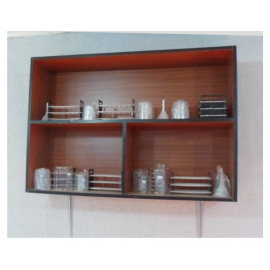 WALL DISPLAY SHELF