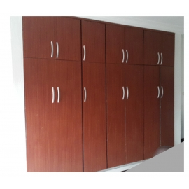 WARDROBES WITH DOORS